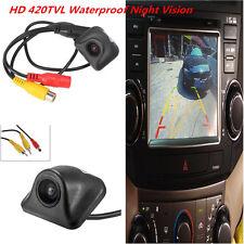 HD 600TVL 170° Waterproof Night Vision Car Auto Backup Rear View Reverse Camera