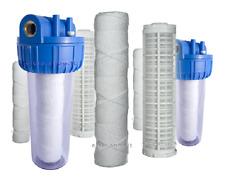 Cartuccia Filo Polipropilene filtro acqua 25 MICRON cm 25 Uso alimentare