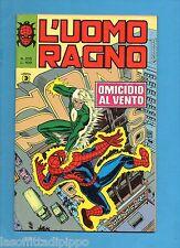 SUPER EROI - L'UOMO RAGNO - CORNO -N.235- 8 MAGGIO 1979 - DI RESA