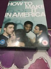 How to Make It In America - Series 1 - Complete (DVD, 2011, 2-Disc Set)