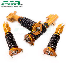For Subaru Impreza WRX GC8 Coilovers Coilover Absorber Coils Struts Adj. Camber