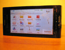 Sony Ericsson U1i Satio Smartphone, Wi-Fi, 12.1 MP, Xenon flash UMTS