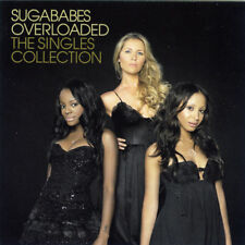 SUGABABES ( NEW SEALED CD ) OVERLOADED: THE SINGLES GREATEST HITS / SUGAR BABES