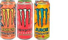 New Monster 2020 - Khaotic, Papillon, Ultra Watermelon