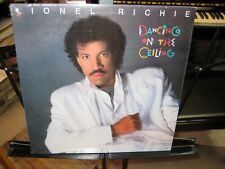 Lionel Richie lp ~ Dancing On The Ceiling ~ Still Sealed