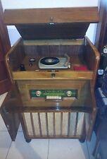 Antiguo Mueble Radio/Tocadiscos