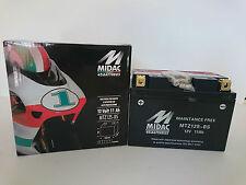BATTERIA HONDAFJS Silver Wing ABS (PF01)  MIDAC MTZ12S-BS (YTZ12S-BS)