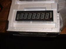 NOS Gottlieb 7 Digit Display          -           pinball parts/pinball machines