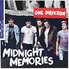ONE DIRECTION 1D: MIDNIGHT MEMORIES 2013 CD NEW