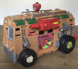 TMNT Shellraiser Street to Sewer Assault Vehicle (Excellent Condition)