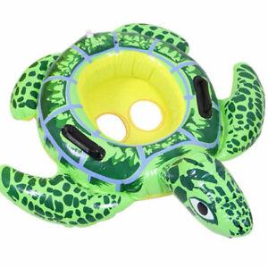 Cartoon Baby Kids Inflatable Float Swimming Swim Ring Pool Water Children Toy aa