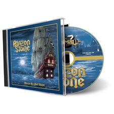 Blazon Stone-Return to Port Royal (NEW * Heavy/Speed Metal * OLD Running Wild)