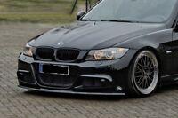 Apron for BMW E90 E91 LCI M Sport Front Bumper spoiler Splitter Sport Valance