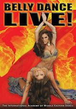 Belly Dance Live! Show DVD starring Belly Dancers Sadie, Kaya, Aziza