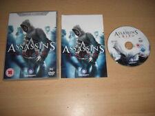 ASSASSIN'S CREED 1 Director's Cut Pc DVD Rom Original Version - FAST DISPATCH