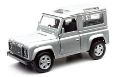 NewRay - LAND ROVER DEFENDER (Silver) - Model Scale 1:32