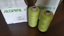 Thread Elterfil S 120, Nahgarn Elterfil S Starke, 100% POLY, Col:10685 Green