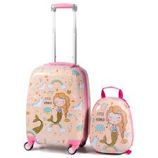 2 PCS Kids Carry-on Luggage Set 12