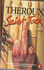 Theroux, Paul,-Saint Jack -  Penguin - Acceptable - 1986 Penguin Paperback