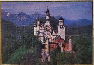 "Clementoni 2000 piece Neuschwanstein Castle Puzzle 38.5""x26.25""  #32502"