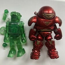 Marvel Universe MiniMates - Wave 7 - Hulk Buster Iron Man & Gamma Hulk - GUC