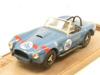 Box Models Diecast 8423 AC Shelby Cobra Targa Florio 1964 1 43 Scale Boxed