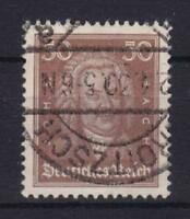 DR Mi Nr. 396, gest., Köpfe berühmter Deutscher Deutsches Reich 1926, used
