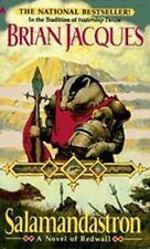 Salamandastron: A Novel of Redwall by Brian Jacques