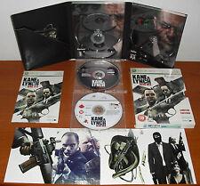 Kane & Lynch 1: Dead Men - Limited Edition + bonus disc CD, Xbox 360, Pal-UK