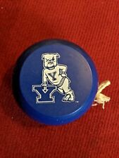 YALE UNIVERSITY BULLDOG YO-YO