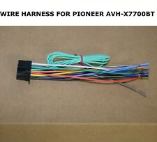 NEW16 PIN WIRE HARNESS PLUG FOR PIONEER AVH-X7700BT AVHX7700BT   *SHIPS TODAY*