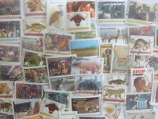 More details for 100 different south africa bophuthatswana stamp collection