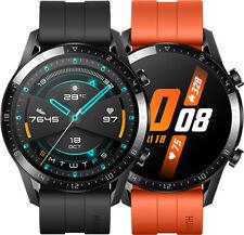 [New] Huawei Watch GT2 Latona-B19s Sport 46mm - [Sunset Orange/Matte Black]