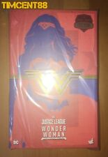 Ready! Hot Toys MMS506 Justice League 1/6 Wonder Woman Comic Concept Version