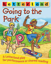 NEW LETTERLAND - GOING TO THE PARK (play for performance shared reading)