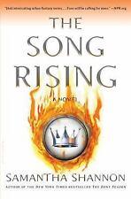 The Song Rising (The Bone Season)-ExLibrary
