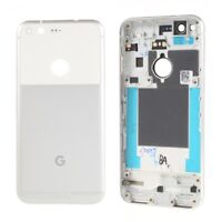 OEM Disassembly Back Housing Case Cover Part For Google Pixel S1 - Silver