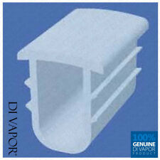 Di Vapor (R) 9.5mm Shower Channel Seal for Shower Door or Tray Push on  gasket
