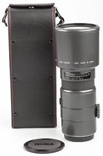 Sigma f. Canon EOS 400mm 5,6 Multi-Coated SHP 55380