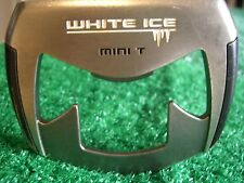 "Odyssey White Ice Mini T Putter Golf Club 33"" right hand"