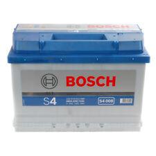 Bosch S4008 S4 096 Car Battery 4 Years Warranty 74Ah 680cca 12V Electrical