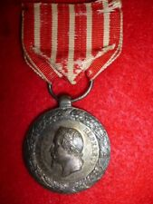 France - Medal for the Italian Campaign 1859