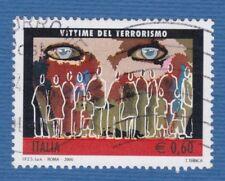 Italia 2006 terrorismo vittime terrorism victims social politic life usato used