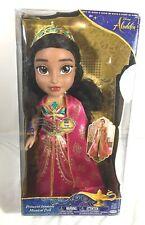 Disney Aladdin Princess Jasmine Musical Doll Sings NEW In Box