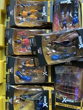 Marvel Legends X-MEN Apocalypse wave BAF Complete Set of 7 Gladiator Psylocke