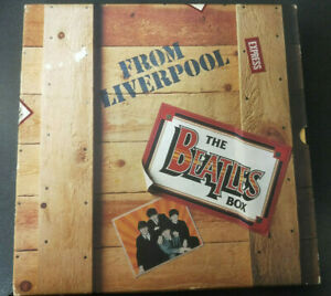 The Beatles Box Vinyl Record From Liverpool