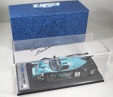 MASERATI MC12 GT1 #10 Biagi MONZA FIA GT 2005 signed Babini + AGOSTINI BBR 1:43