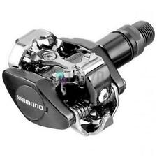 Shimano PD-M505 SPD Pedals Cleats Bike Bicyle Cycling Lightweight Black