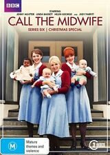 Call The Midwife Series - Season 6 + Christmas Special : NEW DVD