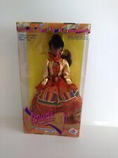 """""""Imani"""" - 'African Fantasy' African American Princess doll -by Olmec- 1991- Nib"""